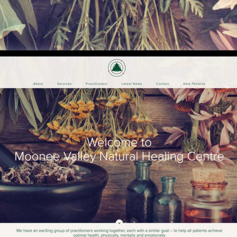 Moonee Ponds websites